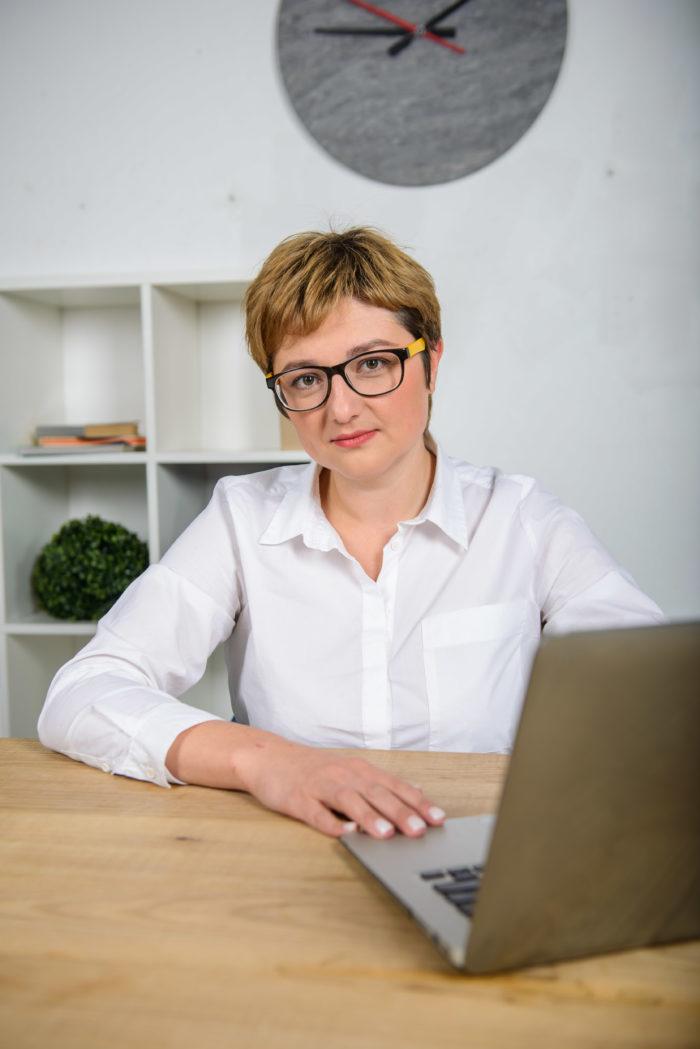 IRYNA KRIUCHKOVA RunIT